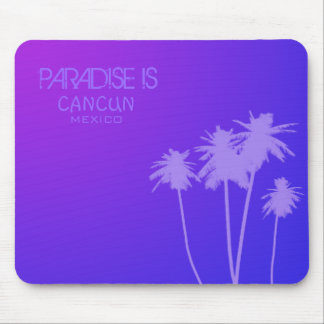 Paradise Is Mousemat Mouse Pad