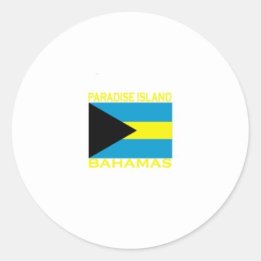 Paradise Island, Bahamas Stickers