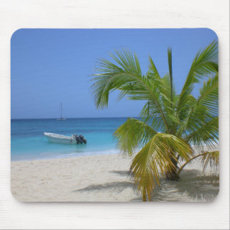 Paradise Island, Dominican Republic Mouse Pad
