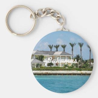 Paradise Island Keychain