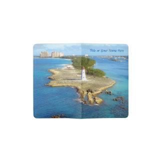 Paradise Island Light Pocket Moleskine Notebook