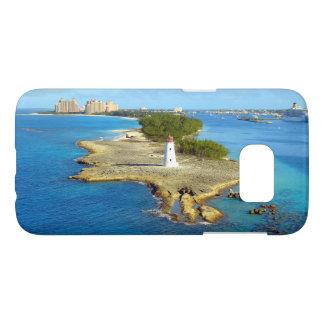 Paradise Island Light Samsung Galaxy S7 Case
