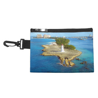 Paradise Island Light Sea Travel Accessories Bags