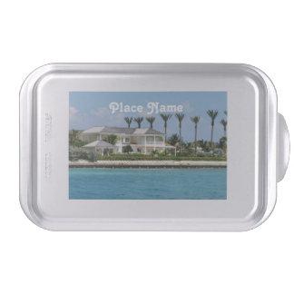 Paradise Island Cake Pan