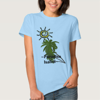 Paradise Island T-shirt