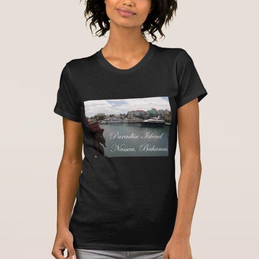 Paradise Island Tee Shirts