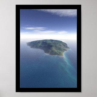 Paradise Isle Posters