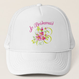 Paradise Jr. Bridesmaid Hat
