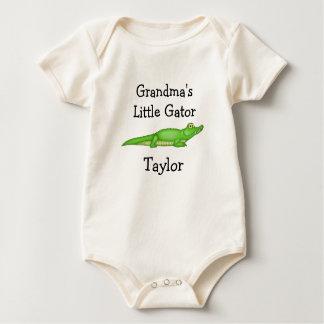 Paradise Little Gator - SRF Baby Bodysuit