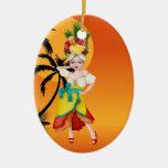 Paradise Lola - SRF Christmas Ornaments