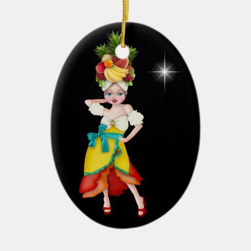 Paradise Lola - SRF Christmas Tree Ornaments