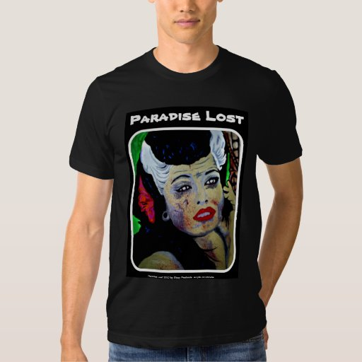 'Paradise Lost' American Apparel Shirt