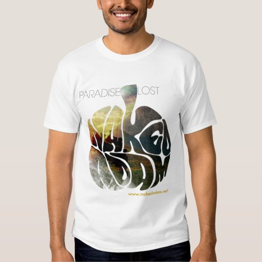 Paradise Lost Basic T-shirt