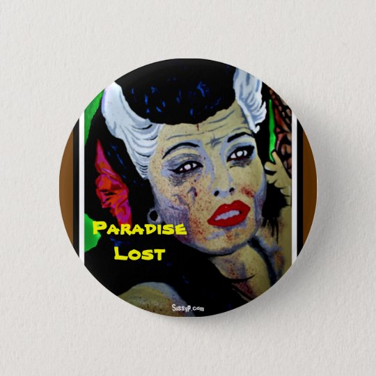 Paradise Lost Button