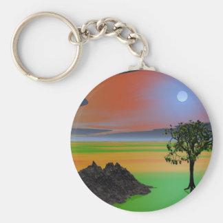 Paradise Lost Key Chain