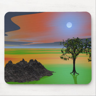 Paradise Lost Mouse Pad