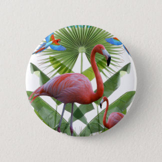 Paradise lost pinback button