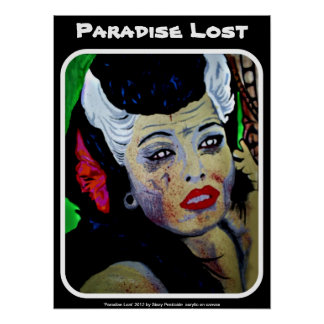 'Paradise Lost' Poster