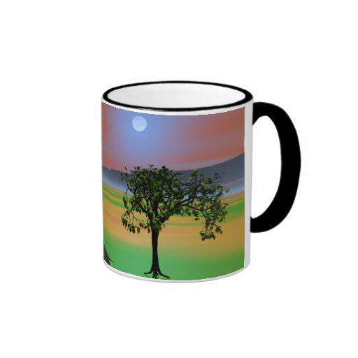 Paradise Lost Ringer Mug