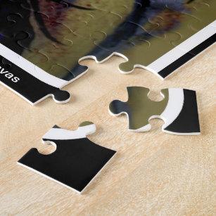 'Paradise Lost' (tiki Zombie) JigsawPuzzle Jigsaw Puzzle
