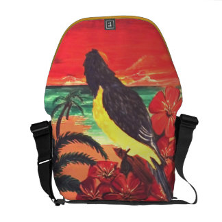 Paradise Messenger Bags