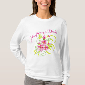 Paradise Mother of the Bride Gifts T-Shirt