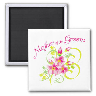 Paradise Mother of the Groom Gifts Magnets