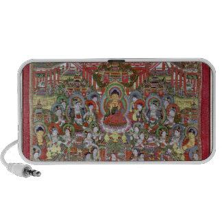 Paradise of Amitabha Portable Speaker