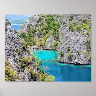 Paradise of Palawan Poster