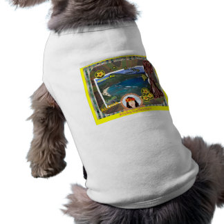 Paradise of the Pacific ~ Dog Tees