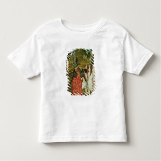 Paradise of the Symbolic Fountain Toddler T-shirt