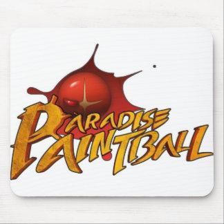 Paradise Paintball Mousepad