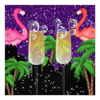 Paradise Party in Style Bright Lights - SRF Card