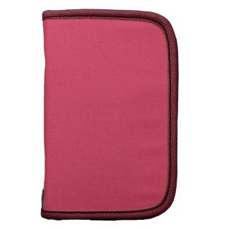 Paradise Pink Background Sweet Deep Pink Girly Folio Planner