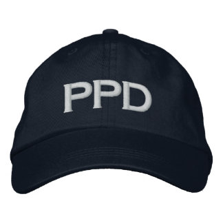 Paradise Police Department hat