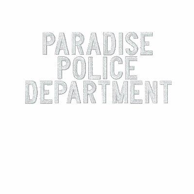 Paradise Police Department - Jesse Stone Jacket