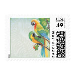 Paradise © postage stamp