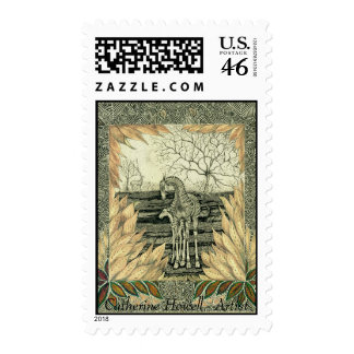Paradise Postage Stamps