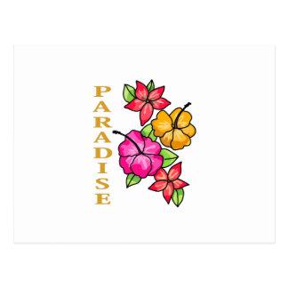 Paradise Post Card