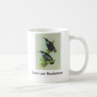 Paradise Riflebird - Ptiloris paradiseus Promo Coffee Mug