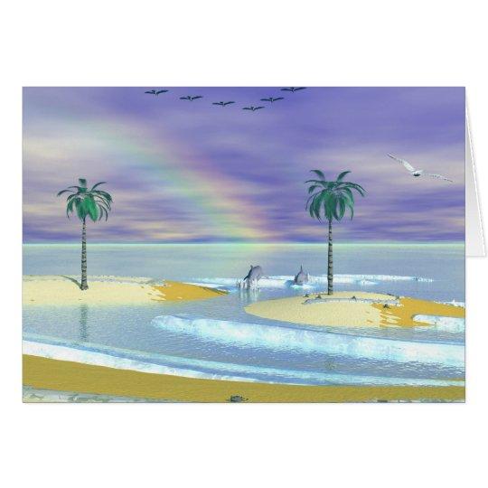 Paradise Shore Card