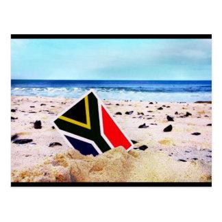 """Paradise South Africa"" JTG Art Postcard"