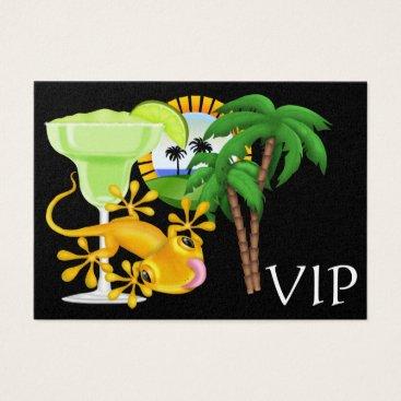 Beach Themed Paradise - SRF Business Card