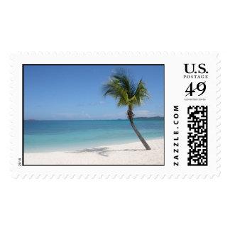 Paradise Stamp