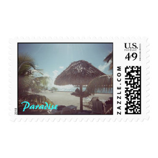 Paradise Stamp