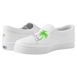 Paradise Summer Slip-on Sneakers