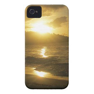 Paradise sunset iPhone 4 case