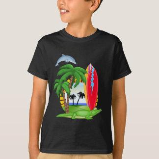 Paradise Surf - SRF T-Shirt