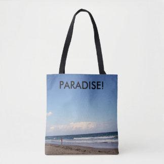 Paradise! Tote Bag
