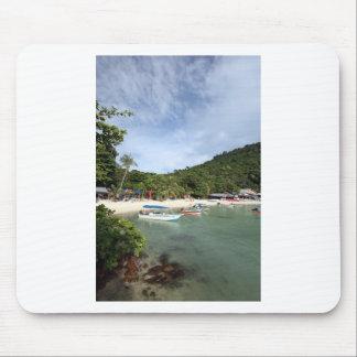 Paradise tropical beach Perhentian Island Mouse Pad